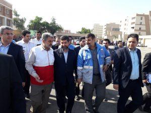 ۲۰۱۹۱۱۲۷ ۱۱۵۸۵۶ 300x225 مدیرکل مدیریت بحران بر لزوم آمادگی در برابر حوادث در خوزستان تاکید کرد