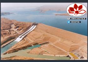 کاهش ۱۱ درصدی ورودی آب به سدهای خوزستان