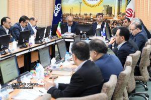 IMG 20191113 WA0001 300x200 برگزاری نشست بررسی طرح ها و پروژه های شرکت ملی مناطق نفت خیز جنوب