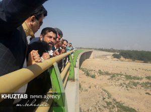 IMG 20191106 135514 686 300x222 بازدید میدانی استاندار خوزستان و شهردار اهواز از پروژه های شهری اهواز