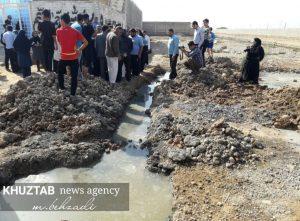IMG 20191106 135524 869 300x221 بازدید میدانی استاندار خوزستان و شهردار اهواز از پروژه های شهری اهواز