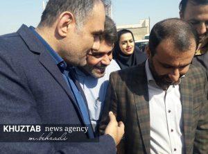 IMG 20191106 194212 474 300x222 بازدید میدانی استاندار خوزستان و شهردار اهواز از پروژه های شهری اهواز