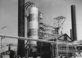 هفتاد و چهارسال قبل بزرگترین پالایشگاه نفت جهان